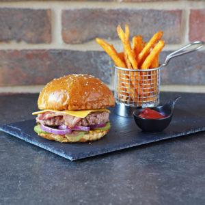 Burger Bacon Cheese